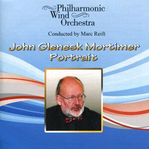 John Glenesk Mortimer Portrait