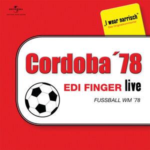 Fußball WM 78 - Edi Finger Live