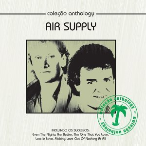 Coleção Anthology - Air Supply