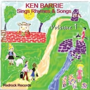 Ken Barrie Sings Rhymes & Songs, Volume 1