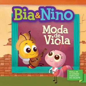 Bia & Nino - Moda de Viola (MPBaby)