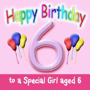 Happy Birthday 6 TODAY! Dance Mix (Girl)