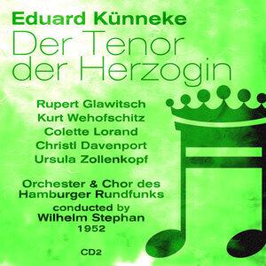 Eduard Künneke: Der Tenor der Herzogin (1952), Volume 2