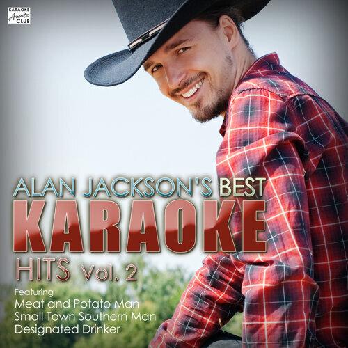 Ameritz Karaoke Club - Alan Jackson's Best Karaoke Hits Vol