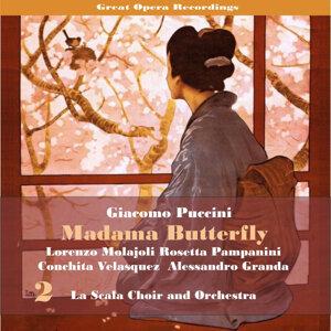 Giacomo Puccini: Madama Butterfly [1928], Vol. 2