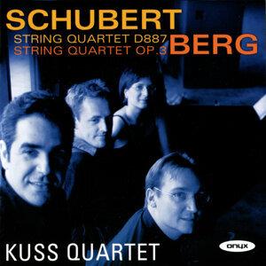 Schubert: String Quartet No. 15 - Berg: String Quartet