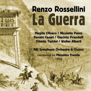 Renzo Rossellini: La Guerra [Dramma in un atto proprio] (1960)