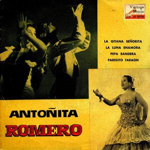 """Vintage Spanish Song Nº71 - EPs Collectors """"La Gitana Señorita"""" Copla Y Fiesta Gitana"""