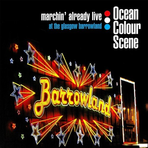Marchin' Already Live (at The Glasgow Barrowland)