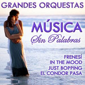 Música Sin Palabras. Grandes Orquestas