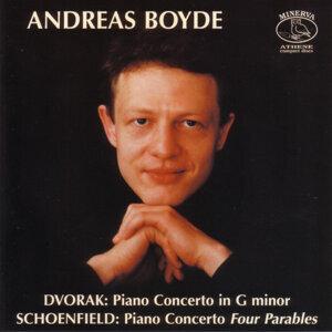 Dvorak - Schoenfield: Piano Concertos