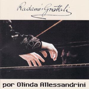 Radamés Gnattali por Olinda Allessandrini
