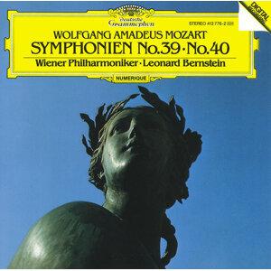 Mozart, W.A.: Symphonies Nos.39 & 40
