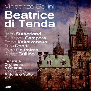 Vincenzo Bellini: Beatrice di Tenda (1961), Volume 2