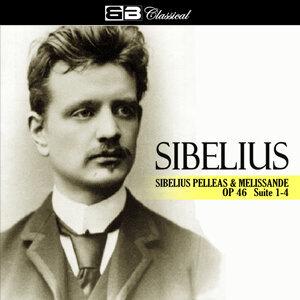Sibelius Pelleas & Melissande Op. 46 Suite 1-4