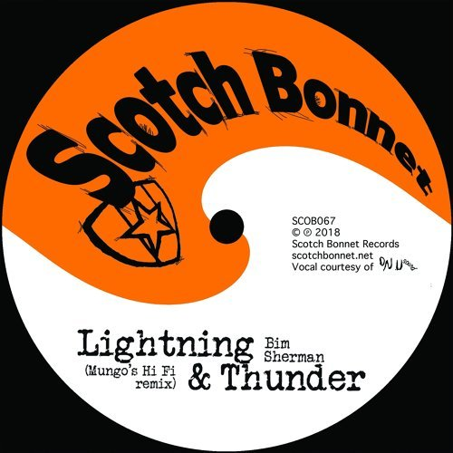 Lightning & Thunder (Mungo's Hi Fi Remix) - Record Store Day 2018 Special