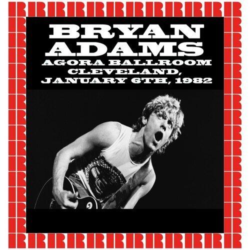 Agora Ballroom, Cleveland, January 6th, 1982