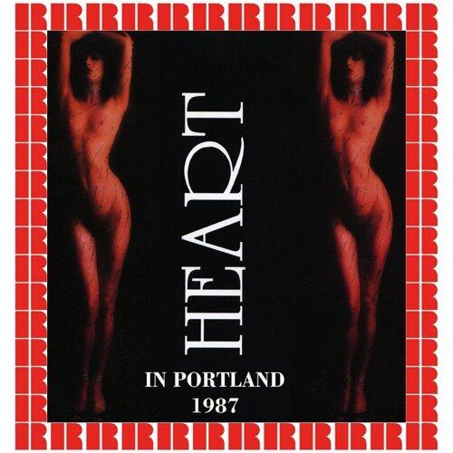 Portland Colloseum, Portland, 1987