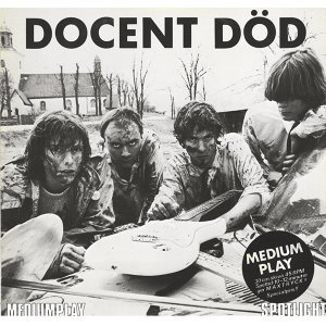 Docent Död (Mini-LP)