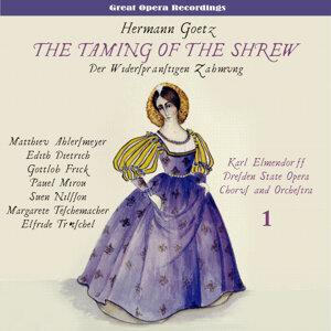 Goetz: The Taming of the Shrew [Der Widerspranstigen Zahmung] (1944), Vol. 1