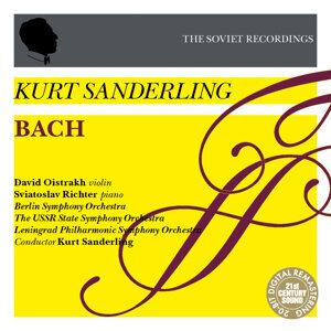 Kurt Sanderling - The Soviet Recordings: David Oistrakh, Sviatoslav Richter - Bach