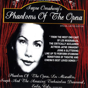 Jaune O'Mahony's Phantoms of the Opera