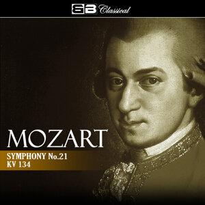 Mozart Symphony No. 21 KV 134