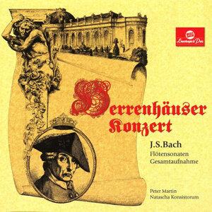 Bach - Herrenhäuser Konzert