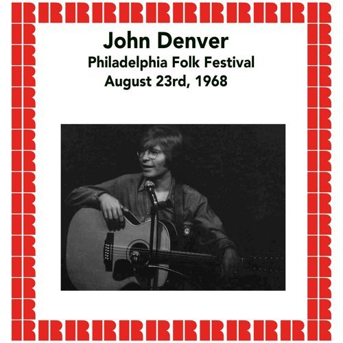 Philadelphia Folk Festival, August 23rd, 1968