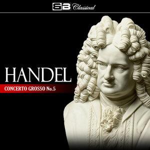 Händel Concerto Grosso No. 5