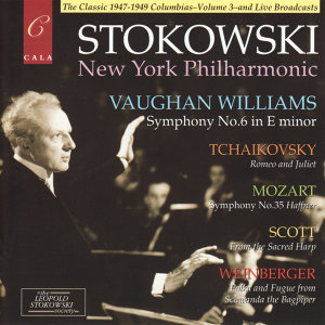 Vaughan Williams: Symphony No.6 - Mozart: Symphony No.35 - Tchaikovsky, Scott and Weinberger