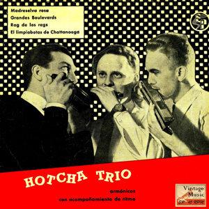 "Vintage Jazz Nº23 - EPs Collectors ""Three Harmonics And Rag"""