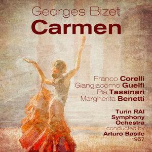 Georges Bizet : Carmen (1957)