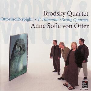 Respighi: Il Tramonto - String Quartets