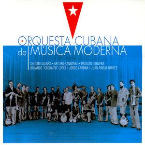 Orquesta Cubana de Música Moderna