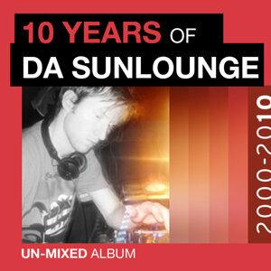 10 Years of Da Sunlounge Unmixed Album