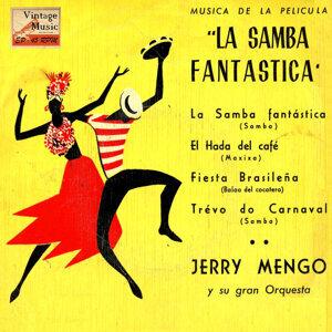 "Vintage Dance Orchestras Nº35 - EPs Collectors ""La Samba Fantástica"""