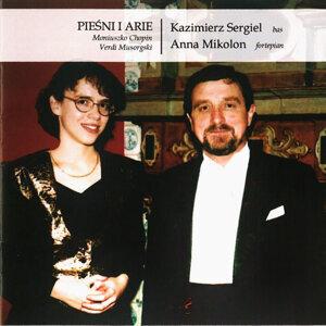 Piesni i Arie: Moniuszko, Chopin, Verdi, Musorgski