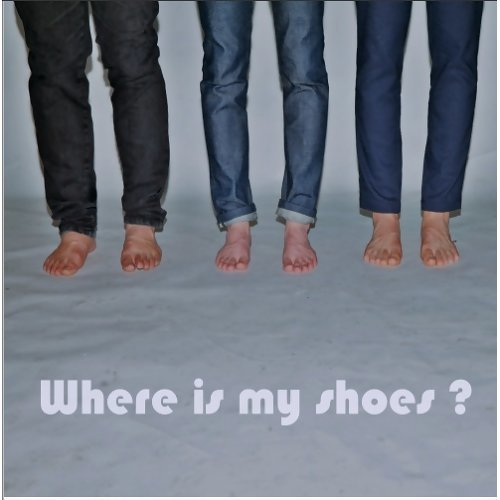 Where is my shoes