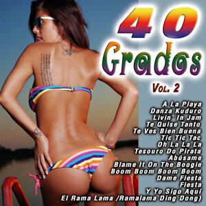 40 Grados: Vol.2