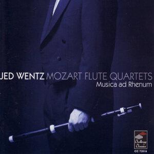 Mozart: Flute Quartets - Musica Ad Rhenum