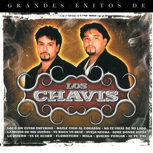 Grandes Éxitos de Los Chavis