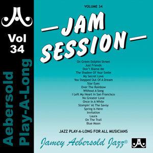 Jam Session - Volume 34