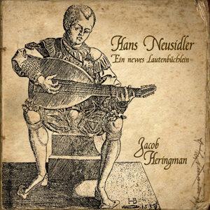 Hans Neusidler, Ein newes Lautenbuechlein
