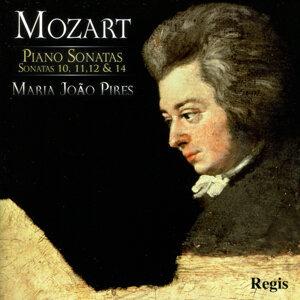 Mozart: Piano Sonatas 10, 11, 12 & 14
