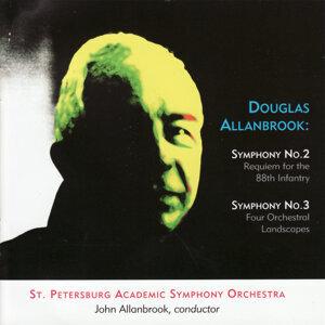 Allanbrook: Symphony No. 2 & 3