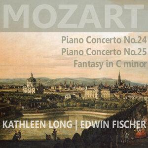 Mozart: Piano Concert No. 24 & 25, Fantasy in C Minor