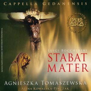 Luigi Boccherini: Stabat Mater pour soprano,  deux violons, alto et deux violoncelles