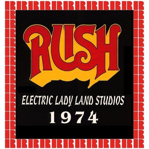 Electric Lady Land Studios, New York, December 5th, 1974