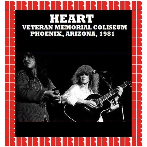 Veterans Memorial Coliseum Phoenix, Arizona, USA 1981